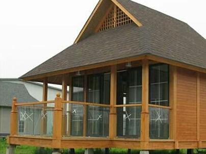 钢结构洋房建筑