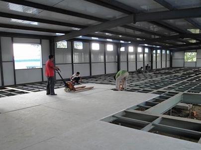 厂房钢结构建筑