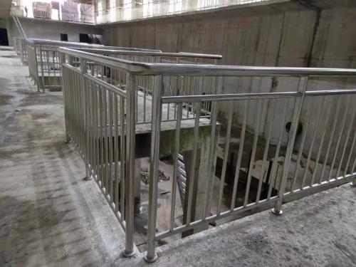 巴南区观井口不锈钢栏杆