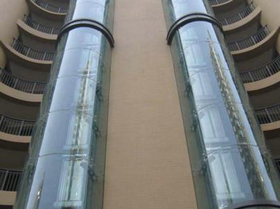 电梯井钢结构