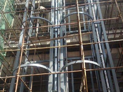 电梯钢结构